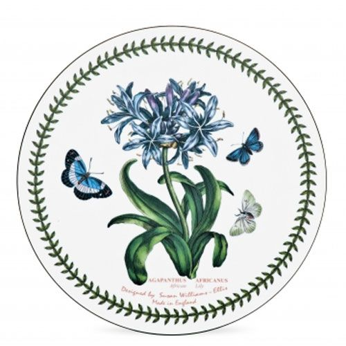 Botanic Garden Round Large Pot Stand African Lily