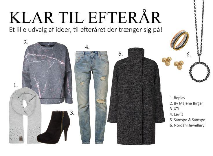 Autumn fashion. View us on facebook.com/nordahljewellery + instsgram nordahljewellery <3