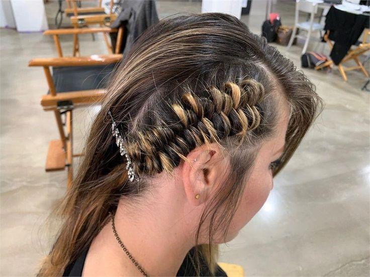 VIDEO TUTORIAL: Infinite Braid – Hairstyling & Updos – Modern Salon #Updostutori