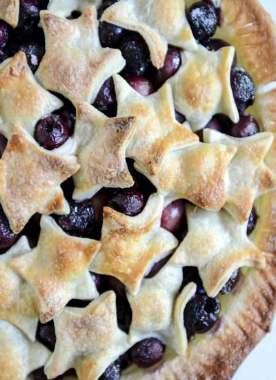 Stay classic this summer with this super sweet cherry pie recipe the family will love!