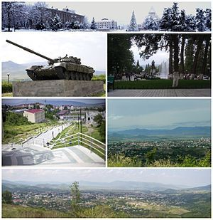 Nice to meet you : countries you've never heard of them around the global village NAGORNO-KARABAKH REPUBLIC