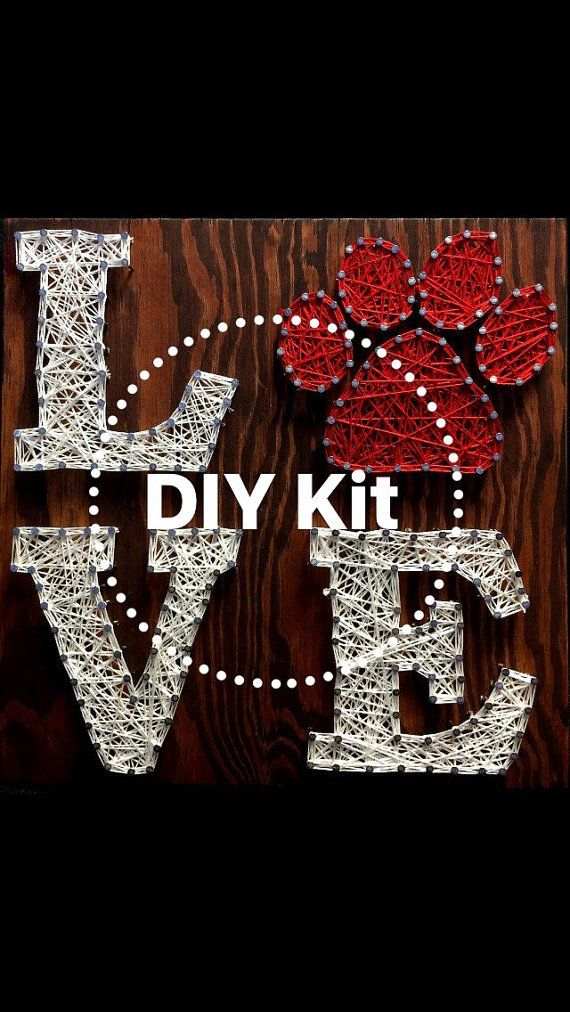 LOVE Do It Yourself Kit