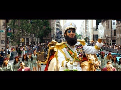 THE DICTATOR : Sortie le 20/06/2012 / Release date 20/06/2012