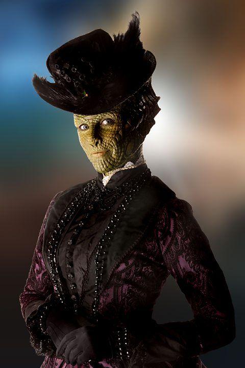 BBC One - Doctor Who, Series 8 - Madame Vastra