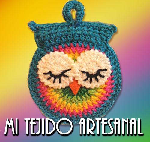 M s de 25 ideas incre bles sobre agarraderas al crochet en for Agarraderas para ninos