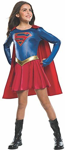 rubies  costume  kids  Supergirl  tv  show  costume  medium