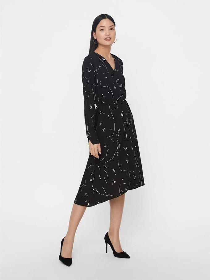 7d564b6f4 Recycled-polyester crepe dress in 2019 | ♛ Smart Casual ♛ To Buy ...