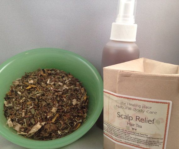 Scalp Relief Itchy Scalp Treatment For Natural Hair Care on Etsy, $5.00
