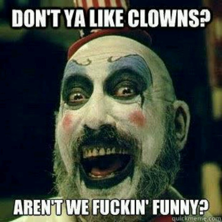 Dont fuck the clown ramirez