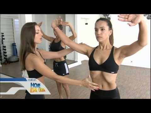 Mejora tu columna vertebral y el suelo pélvico con low pressure fitness - YouTube