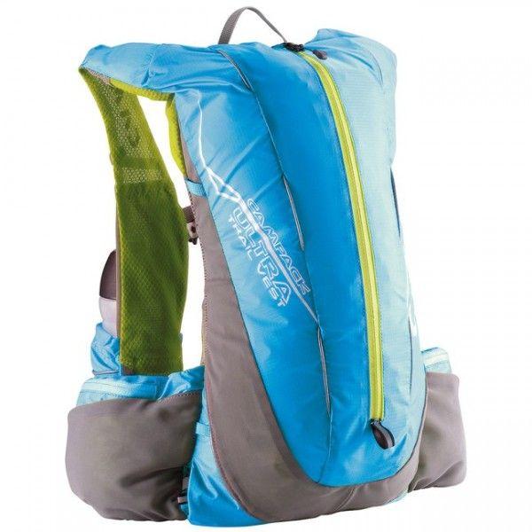 Batoh Camp Ultra Trail Vest je batoh špeciálne vyvinutý pre diaľkových bežcov a extrémne preteky. Batoh Camp Ultra Trail Vest má podobnú ľahkú konštrukciu ako populárny batoh Camp Trail Vest 5 a batoh Camp Trail Vest Light. #beh #preteky #turistika