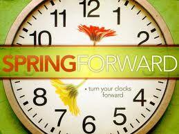 when is daylight savings 2014 | Daylight Saving Time!