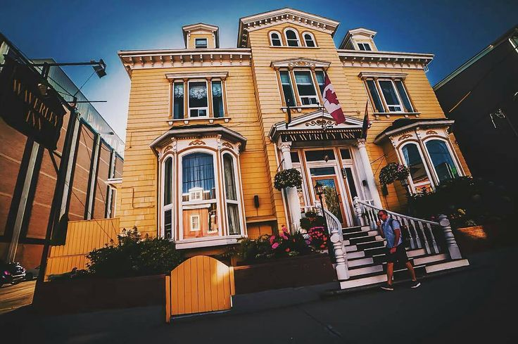 A Halifax landmark since 1876 the Waverley offers guests thirty-four uniquely decorated guest rooms, featuring such gracious amenities as canopy beds, European style feather-beds, private baths, oversized jacuzzi baths, fluffy terry-robes, and beautiful Victorian period antiques, which add Charm and Character. Located in the downtown area of #Halifax, #NovaScotia  Credit to @shainadaina http://www.MervEdinger.com #RE/MAX nova #RealEstate