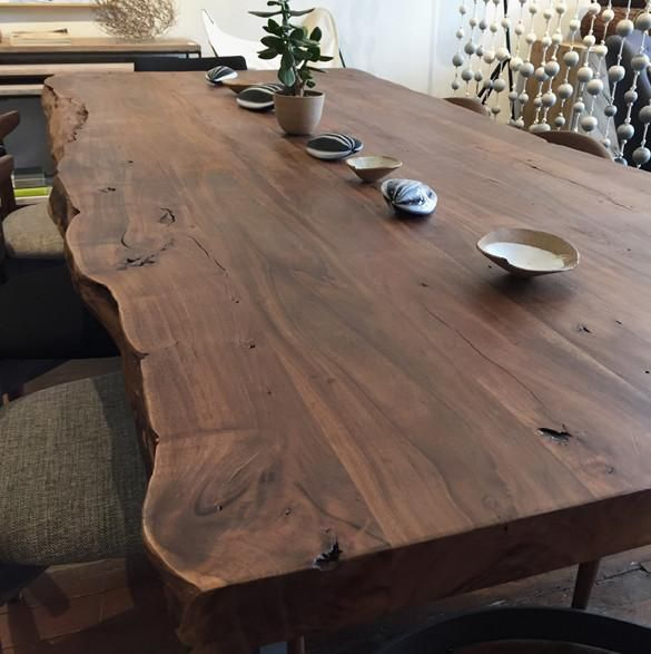 Building A Live Edge Coffee Table: Best 10+ Dining Table Bench Ideas On Pinterest