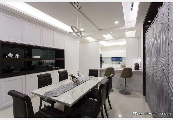 大庄_新古典風設計個案—100裝潢網
