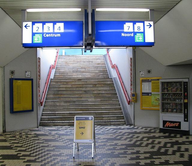 Breda Centraal Station