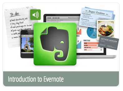 Bookmark e-Learning course: Introduction to Evernote - bookmark.com