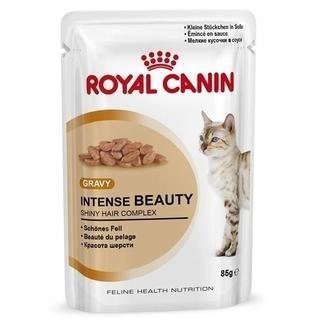Royal Canin Intense Beauty Pouch Konserve Kedi Yetişkin Maması