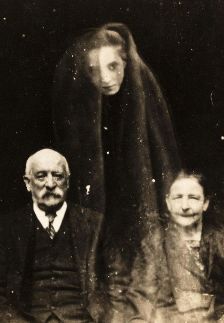 The Intriguing History of Ghost Photography