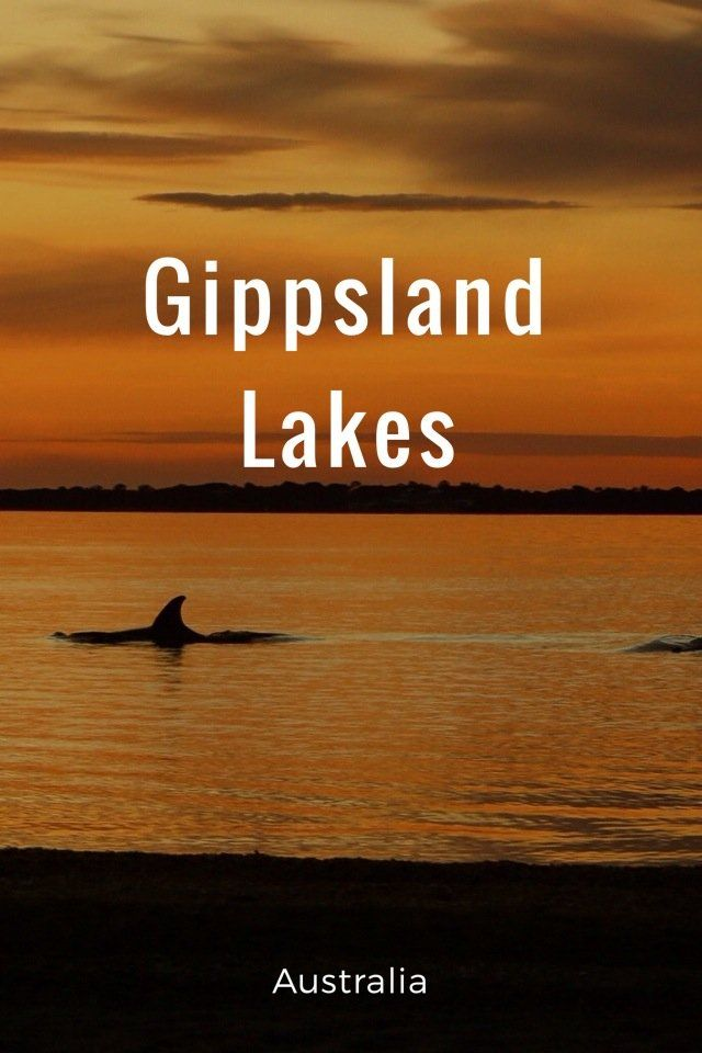 Gippsland lakes // such a beautiful water getaway! // joanna romano