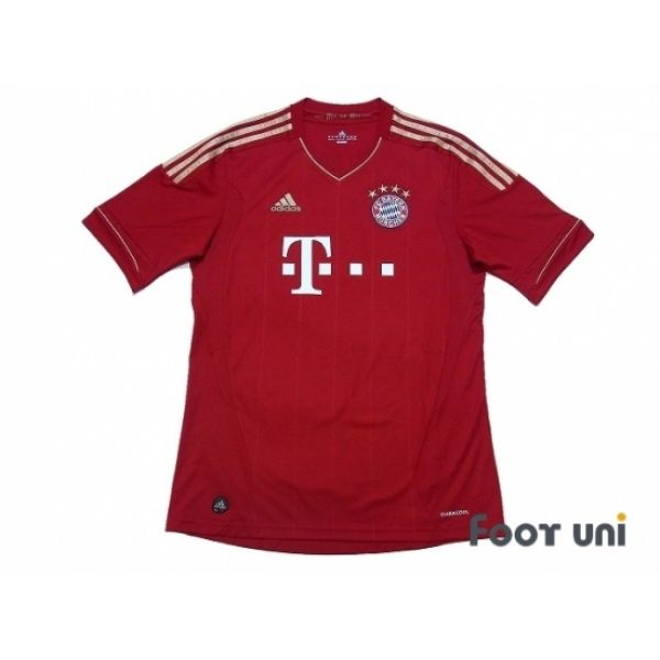 Bayern Munich 2011-2013 Home Shirt #adidas - Football Shirts,Soccer Jerseys,Vintage Classic Retro - Online Store From Footuni Japan
