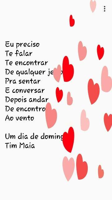 Um dia de domingo - Tim Maia