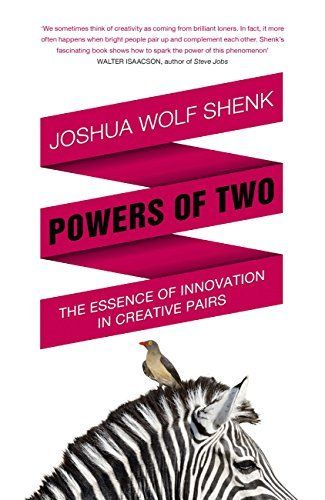 Powers of Two: Finding the Essence of Innovation in Creative Pairs by Joshua Wolf Shenk, http://www.amazon.co.uk/dp/B00J379BS8/ref=cm_sw_r_pi_dp_JiwXub1RT3QTE