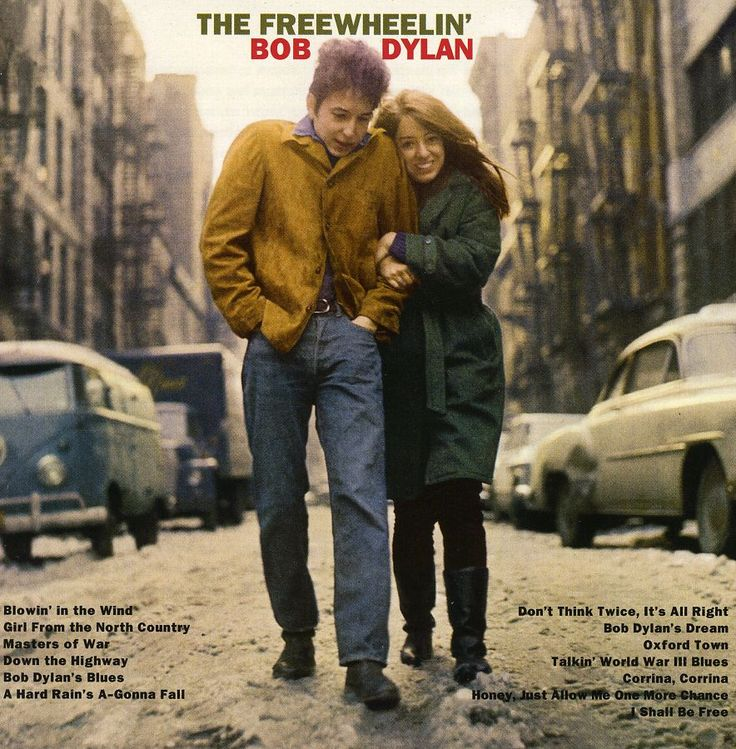 Disc 1: Blowin' in the Wind Girl from the North Country Masters of War Down the Highway Bob Dylan's Blues A Hard Rain's A-Gonna Fall Don't Think Twice, It's All Right Bob Dylan's Dream Oxford Town Tal