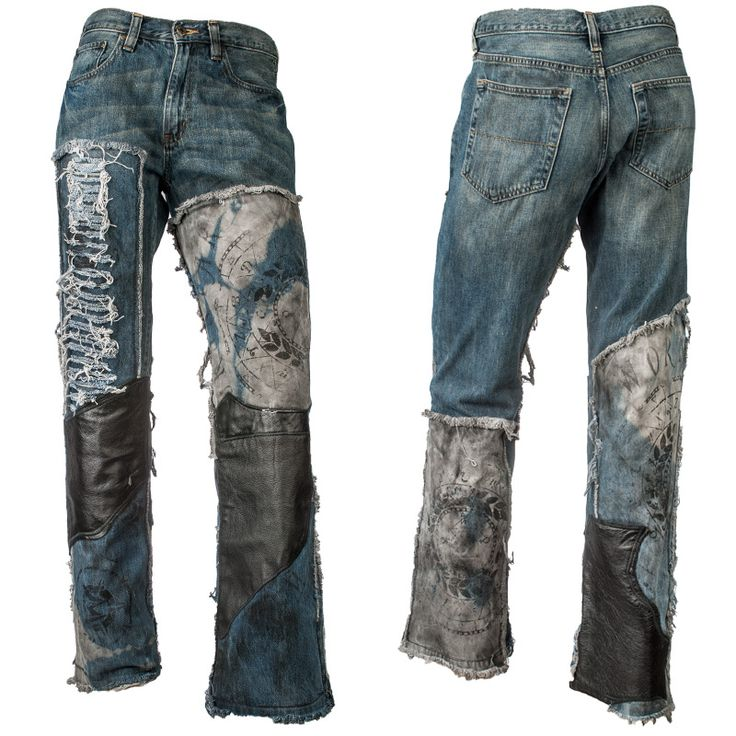 Rocker Leather Pants For Men 17 Best images about r...