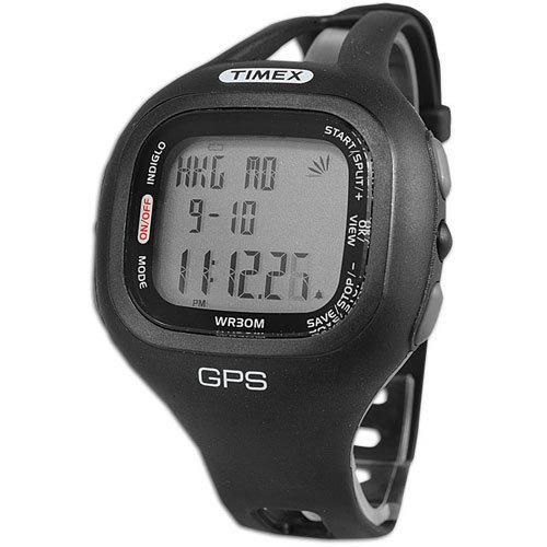 Get into GPS training with this affordable training tool for runners and walkers who simply want speed and distance on their wrist during a workout. The Timex Marathon GPS Watch features:... More Details