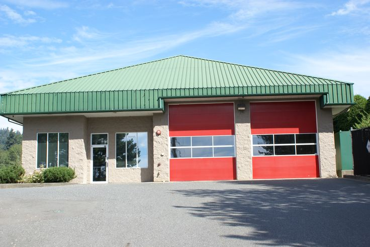Fire Hall #2 Sumas Prairie Located at: 35995 North Parallel Road, Abbotsford, British Columbia