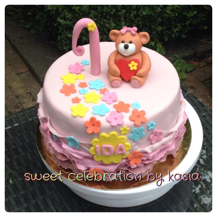 1st birthday cake Sweet Celebration
