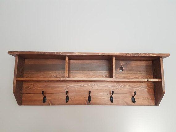 Best 25+ Wall mounted coat rack ideas on Pinterest | Wall ...
