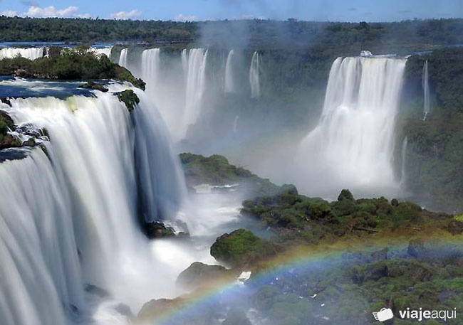 Foz do Iguacu, Brazil. Breathtaking.