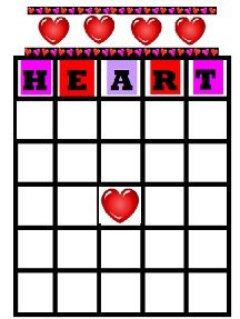 valentines bingo free printable great for class parties too