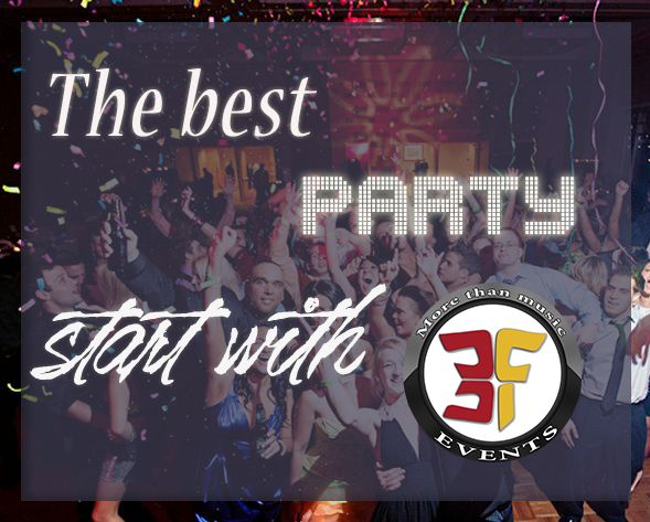 Foarte mulți ne-au ales si au zis :The best party start with efEvents!