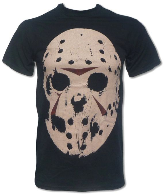 Jason Voorhees T Shirt Friday The 13th Horror by StrangeLoveTees, $15.99