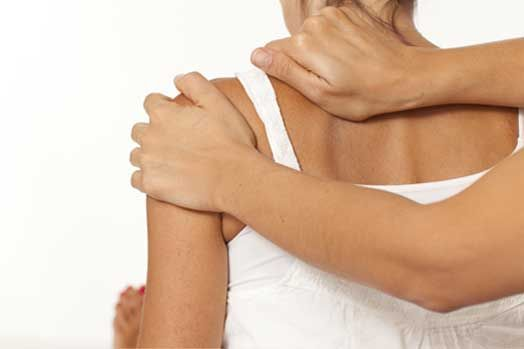 Do you have difficulty in lifting your arm? Do you experience shoulder pain at night? You could possibly be suffering from Frozen shoulder -- contact us to find out how physiotherapy can help