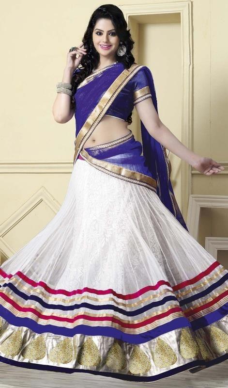 Bridal Wedding Lehenga Choli Collection 2015 for Women