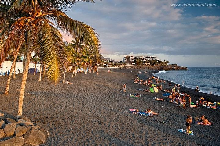 Puerto Naos, Isla de La Palma, Canarias