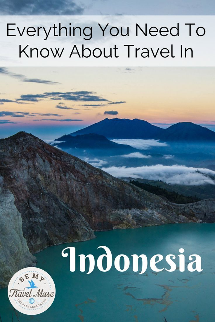 A guide to Indonesia for those who love diving, trekking, beaches, animals, food, and independent travel advice. Here's everything you need to know.
