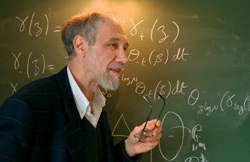 Alain Connes   Alain Connes - Le journal du CNRS - CNRS
