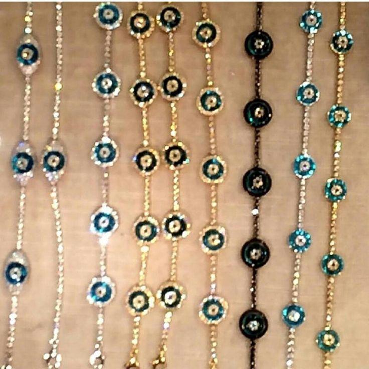 Lorraine Schwartz evil eye jewelry