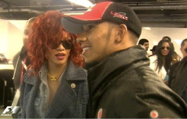 Formula 1 driver, Lewis Hamilton ready to go public with Rihanna? - http://www.nollywoodfreaks.com/formula-1-driver-lewis-hamilton-ready-to-go-public-with-rihanna/
