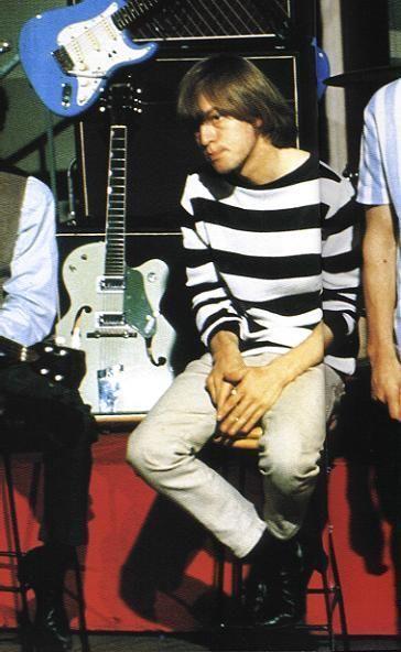 Brian Jones - founding member of the Rolling Stones - RIP