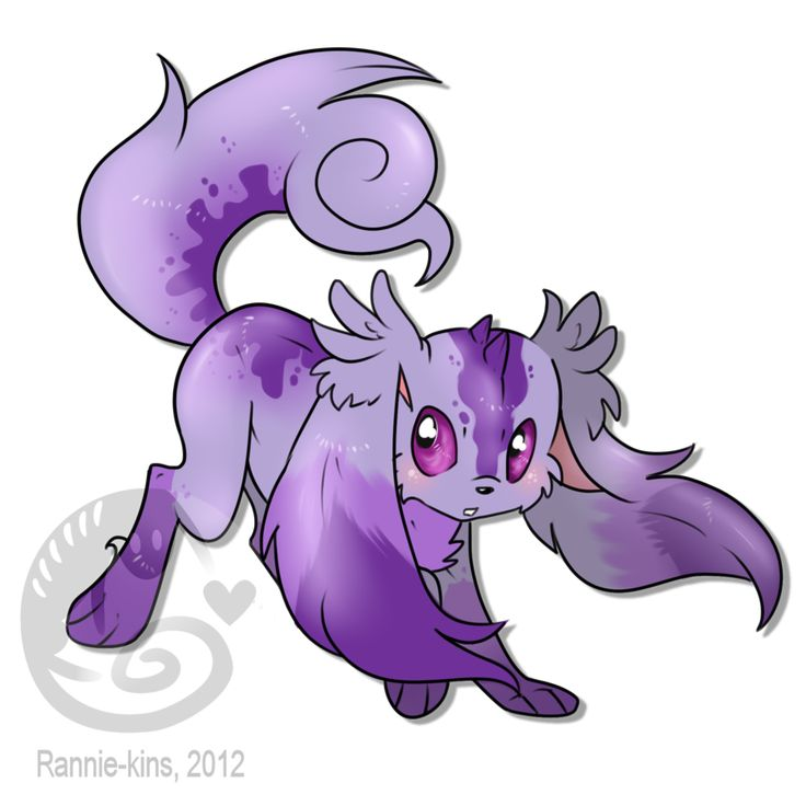 Fakemon Eevee Dragon | www.pixshark.com - Images Galleries ...