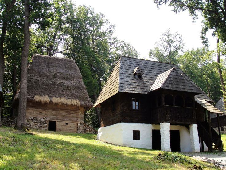 "The #ASTRA Museum of Traditional Folk Civilization (Romanian: Muzeul Civilizaţiei Populare Tradiţionale ""ASTRA"") is located in the Dumbrava Forest, 3 km south of Sibiu"