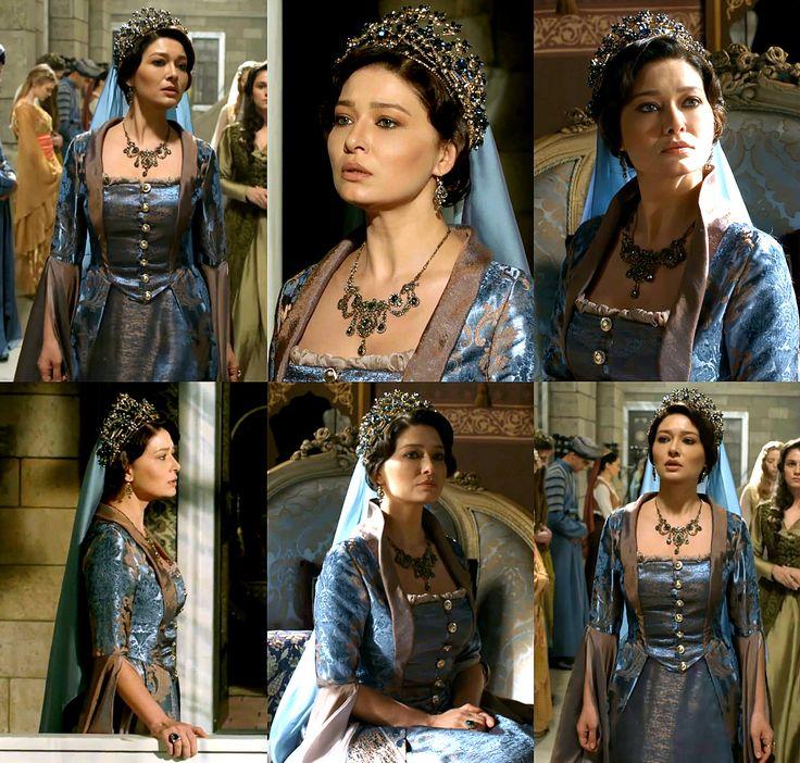 muhtesem yuzyil kosem, kosem sultan, costume, dress