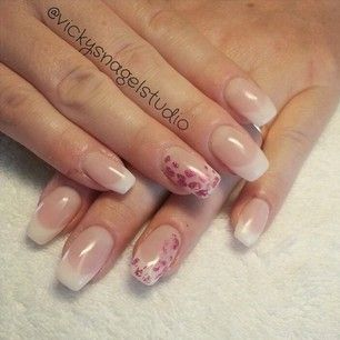 nice Clear Gel Nails