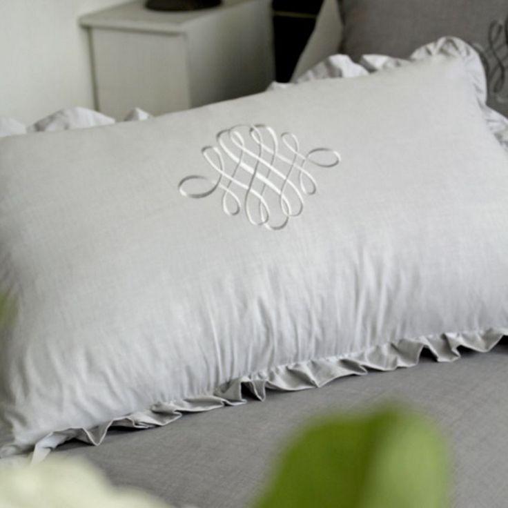 gorgeous new pillowcases